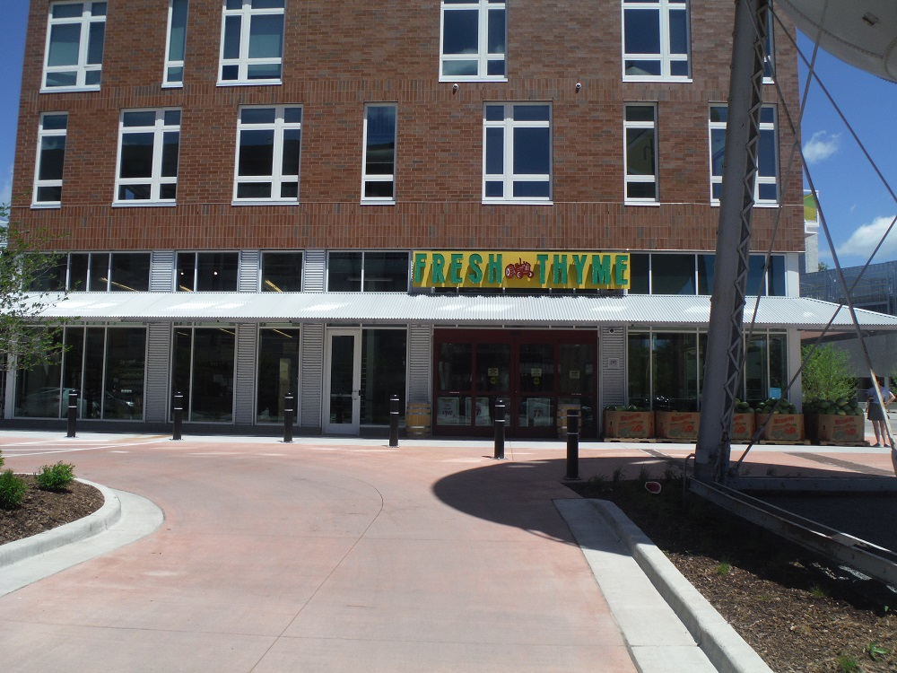 Fresh Thyme Food Markets – Numerous Locations