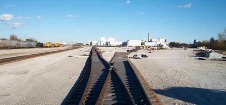 WE Energies P4 Rail Facility