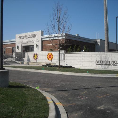 Addison Fire Station