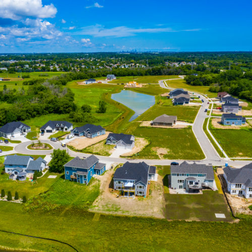 EastBrook Preserve Subdivision