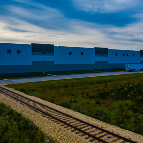 Schoeneck Container Headquarters