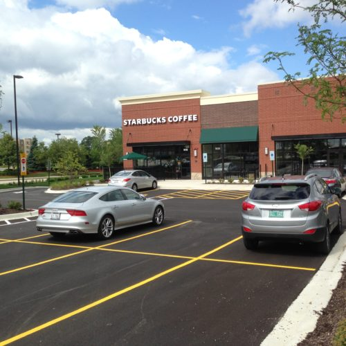 Starbucks – Numerous Locations
